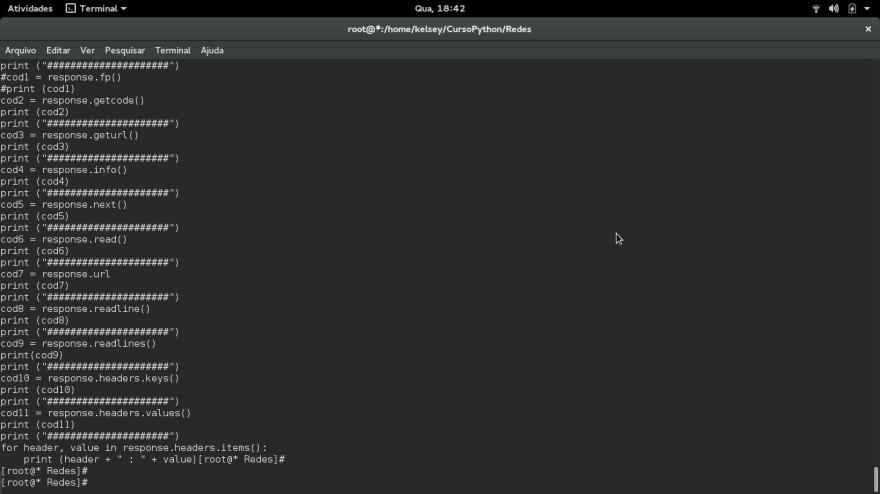 Python : URLLIB – TI-tecnologIa